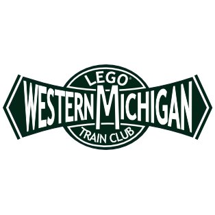 West Michigan LEGO Train Club logo